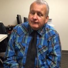 Dennis Russak, Secretary, River City Chapter